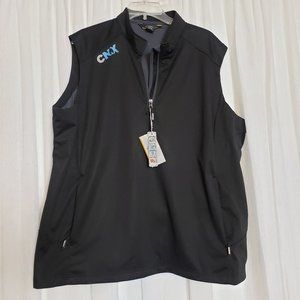 Women's Core 365 Pullover Vest 1/4 Zipper NWT